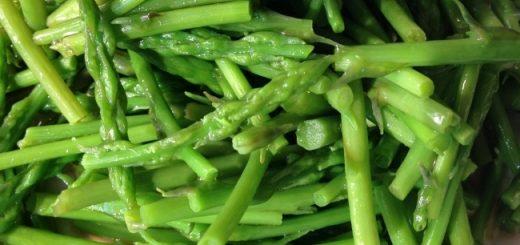 Šparuge na salatuC