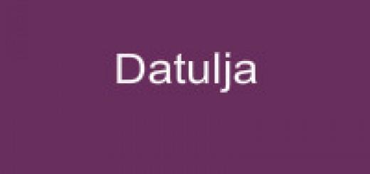 Datulja
