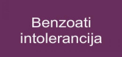 Bezoati intolerancia