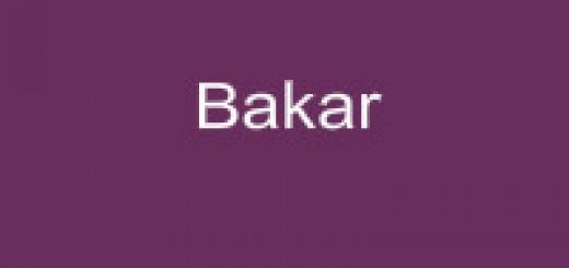 Bakar