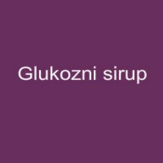 Glukozni sirup