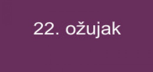 22.ožujak