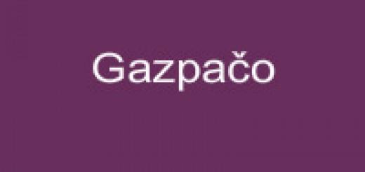Gazpačo