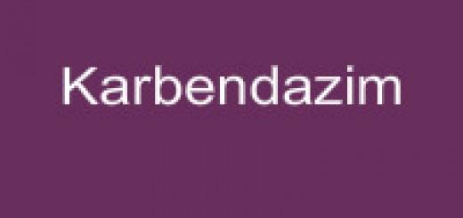 Karbendazim