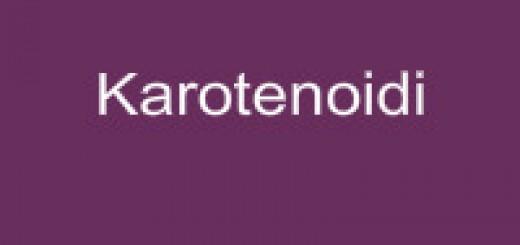 Karotenoidi