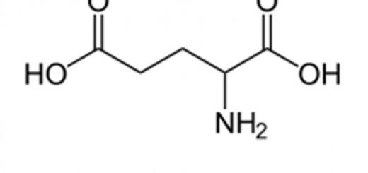 Glutaminska kiselina formula