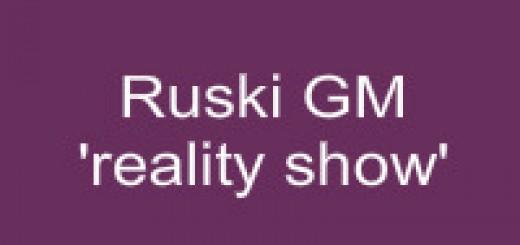 Ruski GM reality show