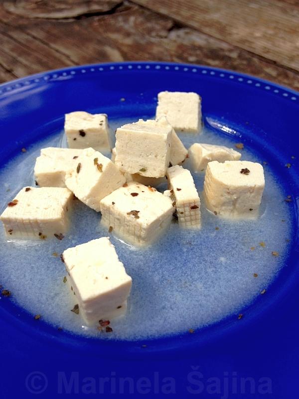 Tofu feta C