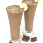 Čokoladni banana smuti