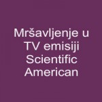 Mršavljenje u TV emisiji Scientific American